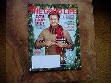 Dr. Oz The Good Life Magazine December 2016