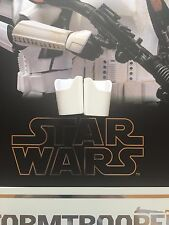 Hot Toys Star Wars Rogue One Imperial Stormtrooper Bicep Armour loose 1/6 scale
