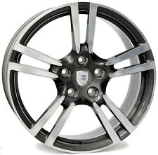 20 inch STAGGERED WIDEPACK SET SATURN wheels 20x9.5 20x11 for PORSCHE PANAMERA