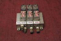 """Numatics Solenoid Valve/Manifold 031SA4154  MK3 Series 1/8"""" NPT Used"""