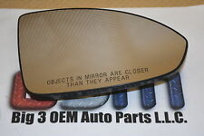 2011-2015 Chevrolet Cruze RH Pasenger Side Mirror Glass new OEM 95215095
