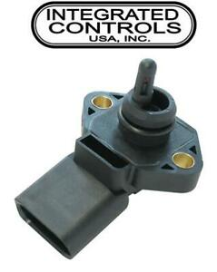 TURBOCHARGER BOOST and MAP SENSOR for 2000-2006 AUDI and 1998-2005 VOLKSWAGEN