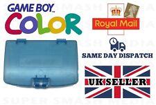 Nuevo Game Boy Color Gbc Azul claro Cubierta De Batería De Repuesto-Gameboy Color
