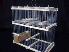 Auction for : Double Trap Cage for Birds + Appellant Cage