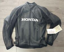 HONDA JOE ROCKET LADIES PACIFICA LEATHER MOTORCYCLE JACKET SMALL