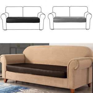 1/2/3/4 Seater Settee Protector Couch Slipcover Cushion Sofa Seat Covers