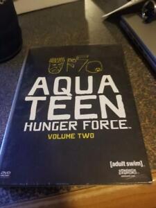 Aqua Teen Hunger Force Vol 2 DVD Sealed NEW