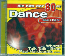 Dance 80 Edition 6 (2004) 2 CD NUOVO Wham. Talk Talk. Earth, Wind & Fire. I Cara