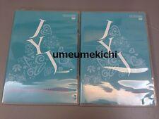 RARE 2012 JYJ membership week official DVD Korean and Japanese versions