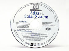 Atlas of the Solar System - Windows 8 / 7 / Vista / XP / 95/98 Computer PC Game