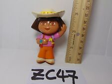 DORA THE EXPLORER TALKING DOLL HOUSE REPLACEMENT FIGURE PVC RODEO COWGIRL GIRL