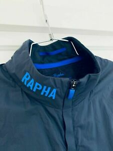 Rapha Dark Navy Insulated Pro Team Bike Gilet Vest Medium Superb Condition!