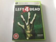 Left 4 Dead  - Xbox 360  -  TESTED & COMPLETE ! ! !