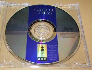 BattleChess (Game Only) Panasonic 3DO Fast Shipping