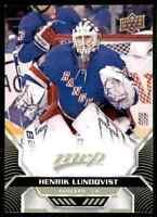 2020-21 Upper Deck MVP Henrik Lundqvist #70