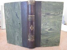 H. DE FOURMONT HISTOIRE DE LA CHAMBRE DES COMPTES DE BRETAGNE 1854 ANCIEN REGIME