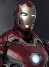 IRON MAN MARK 45 - FULL BODY SUIT Cosplay Costume Suit Adult Pair Armor
