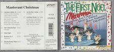 MANTOVANI CHRISTMAS - FIRST NOEL  CD 1991