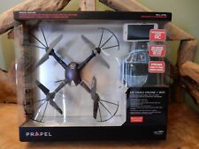 Propel Quantum Drone 2.4Ghz Quadcopter with Live Video Streaming + Wifi, OD-2116