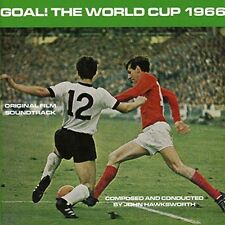 JOHN HAWKSWORTH - GOAL! THE WORLD CUP 1966 USED - VERY GOOD CD