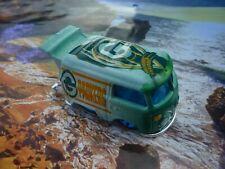 HOT WHEELS CUSTOM VW VOLKSWAGEN KOMBI PACKERS