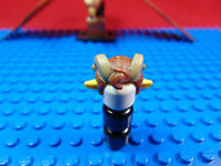 LEGO-MINIFIGURES SERIES [15] X 1 HAIR PIECE FOR THE FAUN FROM SERIES 15 PARTS