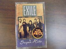 """NEW SEALED """"Exile"""" Super Hits   Cassette Tapes  (G)"""