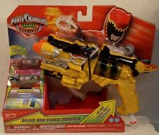 Power Rangers Dino Charge - Deluxe Morpher With LED Lights & Battle Sounds (MIB)