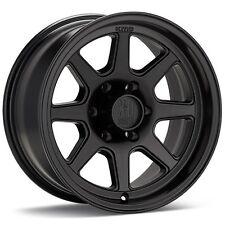 4 16 inch XD301 16x8 Black Toyota 4wd Tacoma 6 Lug Rims 6x5.5 XD30168060700