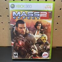 Mass Effect 2 - Xbox 360 Game - Complete & Tested