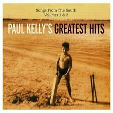 PAUL KELLY (SONGS FROM THE SOUTH - GREATEST HITS 2CD SET SEALED + FREE POST)