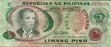 5 PISO - REPUBLIKA NG PILIPINAS - LIMANG PISO -   32-104
