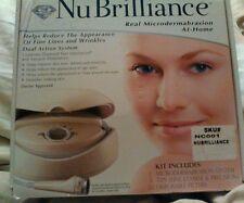 NuBrilliance mocrodermabrasion home system $250
