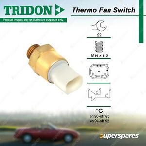 Tridon Thermo Fan Switch for BMW 323i E36 M3 E36 Z3 E36 318iS E36 328i E36