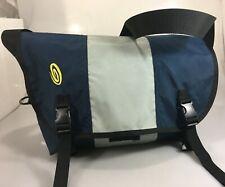 Timbuk2 Blue Paneled Messenger Shoulder Bag Classic Medium