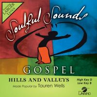 Hills And Valleys -  Accompaniment / Performance Track - New