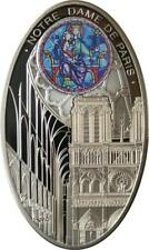 Niue 2011 $1 Gothic Cathedrals Katedrala Svateho Vita Praha Silver Proof Coin Buy One Give One Australia & Oceania