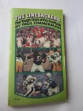 The Linebackers Paperback Very Good Condition 1973 Scholastic Book Services