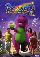Barney's Great Adventure [New DVD]
