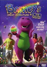 Barney's Great Adventure [New DVD]