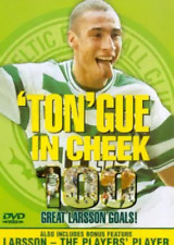 Celtic FC - 'TON'gue In Cheek 100 Great Larsson Goals DVD (2001)