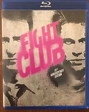 Fight Club (Blu-ray Disc, 2009)*Brad Pitt