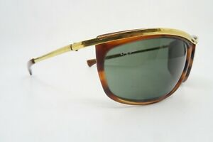 Vintage B&L Ray Ban Olympian sunglasses USA etched BL w/decal men's medium
