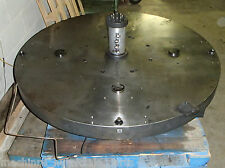 "55"" Fibrotakt Rotary Table 11.16.7.00.5.71.42.4.0360 Index Dial Deublin 9711-300"