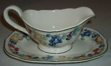 Villeroy & and Boch MELINA gravy boat and saucer EXCELLENT