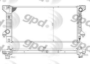 Radiator Global 13045C