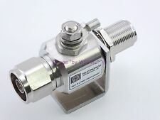 Hf to 2.4 Ghz + Wireless Surge Lightning Arrester N Male/Female - Sold by W5Swl