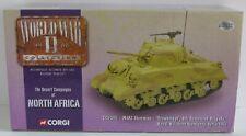 Corgi World War II CC51007 1:50 Ltd Ed Sherman Tank 9th Armoured Bgd Syria 1943