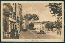 Pavia Santa Maria della Versa Auto cartolina QT0249