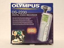 Olympus DS-2200 - Digital voice recorder